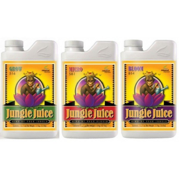 УДОБРЕНИЕ+ МИКРОЭЛЕМЕНТЫ ADVANCED NUTRIENTS Jungle Juice BLOOM, 1Л