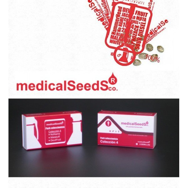 Collection 4, Medical Seeds