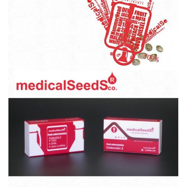 Collection 2, Medical Seeds