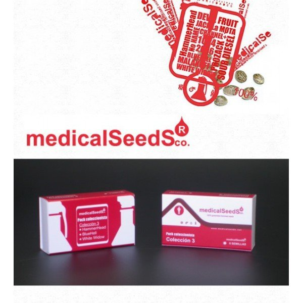 Collection 3, Medical Seeds