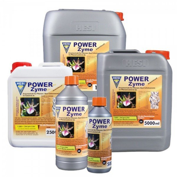 ФЕРМЕНТНЫЙ КОМПЛЕКС HESI POWER ZYME, 0.5 Л