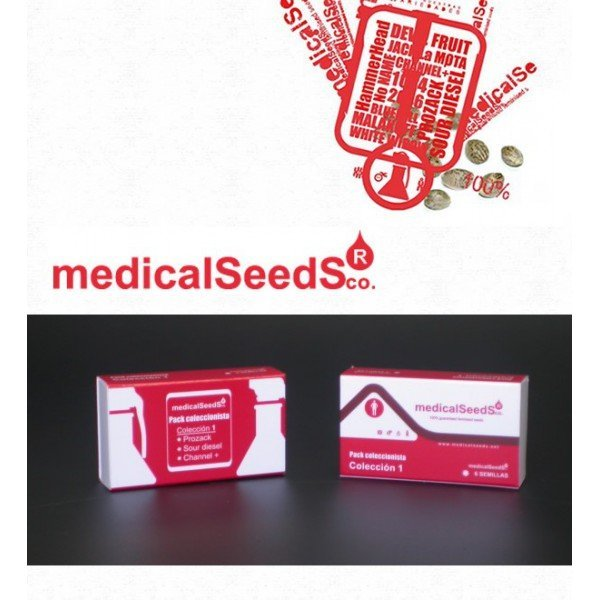Collection 1, Medical Seeds